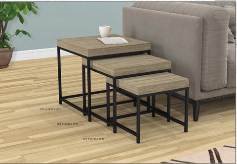 Table de salon /nesting table