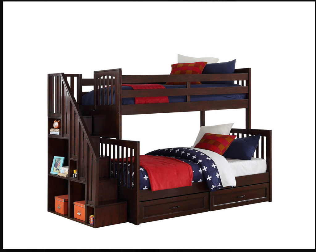 Lit superpose/bunk bed