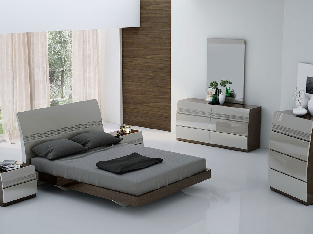 chambre coucher moderne meublescasa. Black Bedroom Furniture Sets. Home Design Ideas