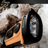 iBriteStore Solar Crank LED Flashlight - The Go-Lite! - iBriteStore - 3