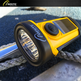 iBriteStore Solar Crank LED Flashlight - The Go-Lite! - iBriteStore - 4
