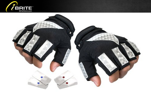 Police Cycle Gloves - iBriteStore - 1
