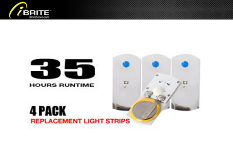 Replacement Light Strips for Gloves - iBriteStore