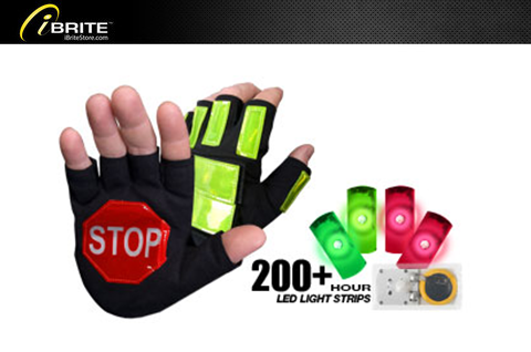 Traffic Safety Gloves - iBriteStore - 1