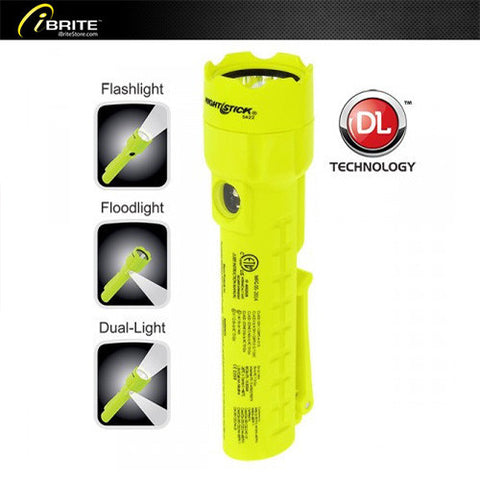 Intrinsically Safe Permissible Dual-Light™ Flashlight - iBriteStore - 1