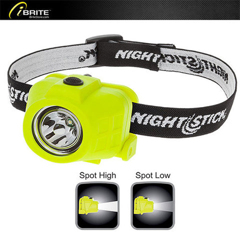 Intrinsically Safe Dual-Function Headlamp - iBriteStore - 1
