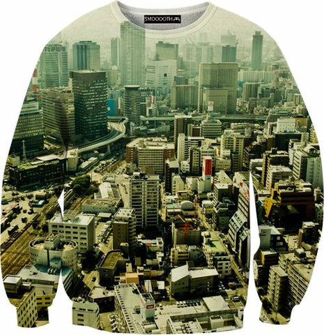 Osaka 100% Cotton Sweatshirt