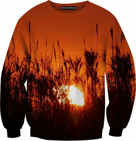 Sunset 100% Cotton Sweatshirt