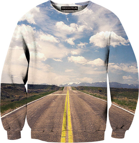 My way 100% Cotton Sweatshirt