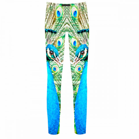 Peacock leg  Legging
