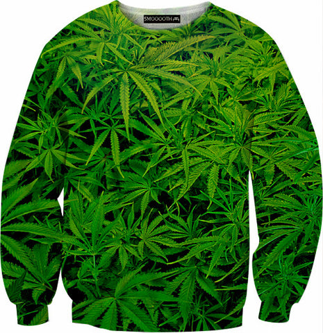 Weed o 100% Cotton Sweatshirt