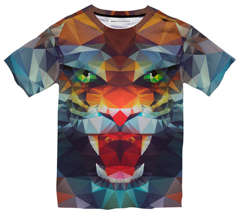 Angle tiger t 100% Cotton Tee