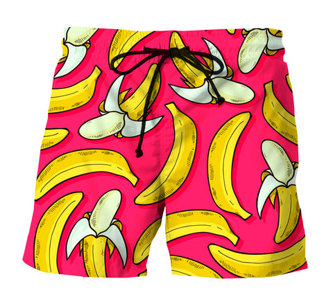 Banana swimshort
