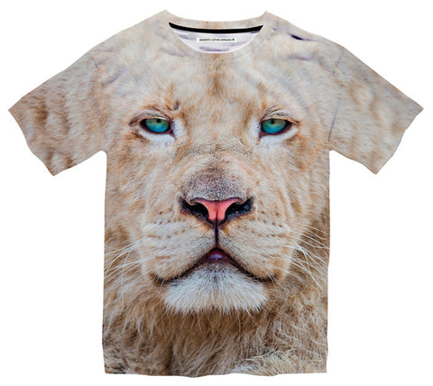 Blue eyed Lion t