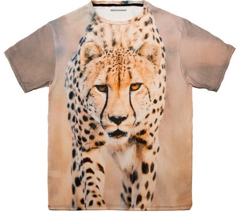 Guepard t 100% Cotton Tee