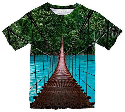 Jungle adventure t 100% Cotton Tee