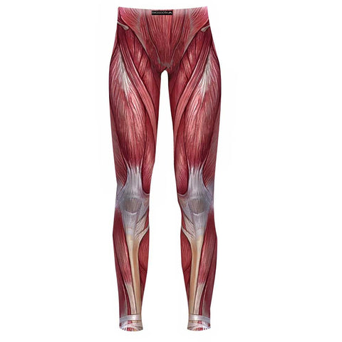 Muscle legs Leggings