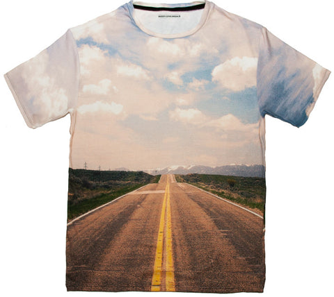 My way t 100% Cotton Tee