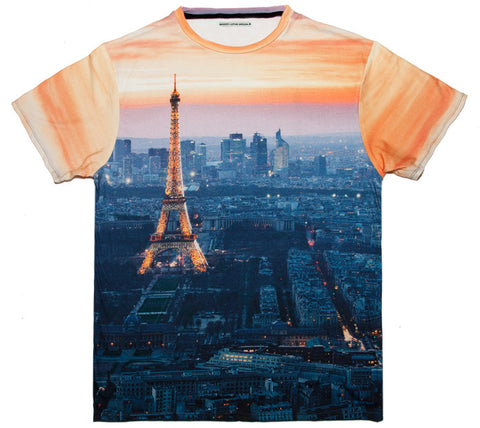 Paris t 100% Cotton Tee