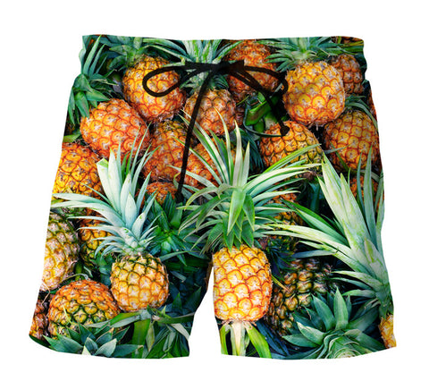 Pineapple swimshort