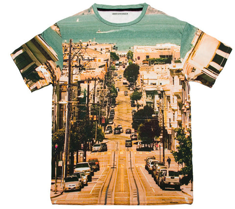 San francisco t 100% Cotton Tee