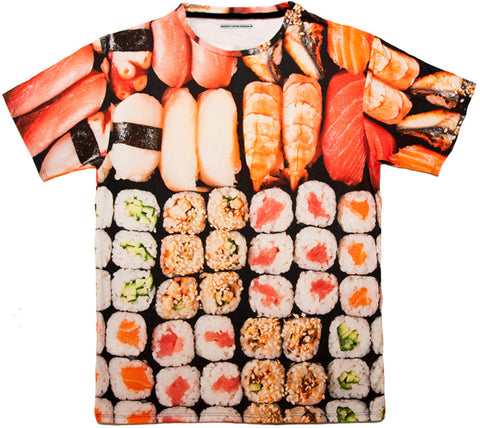 Sushi t 100% Cotton Tee