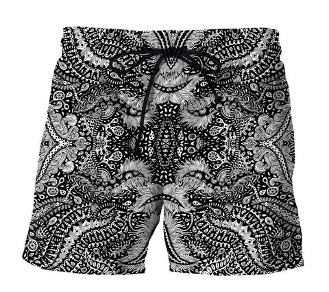 Tribal swimshort