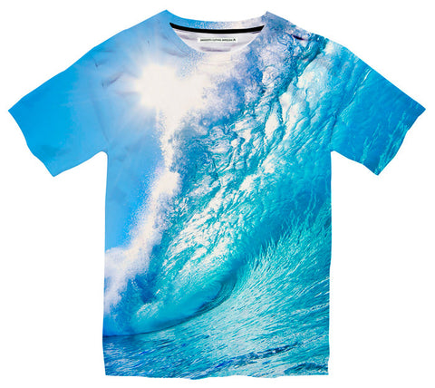 Wave 100% Cotton Tee