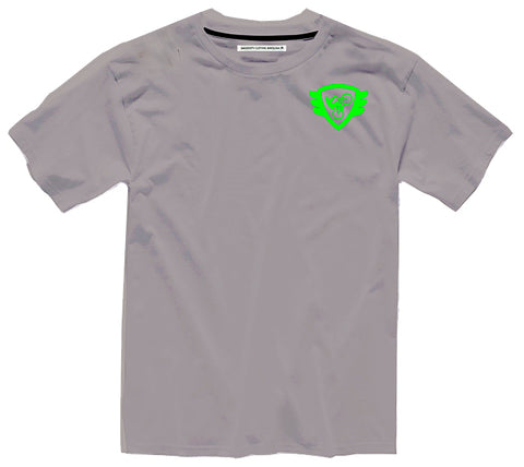 Grey T Green Logo