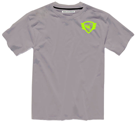 Grey T Lime Logo