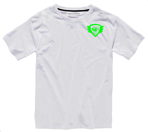 White T Green Logo