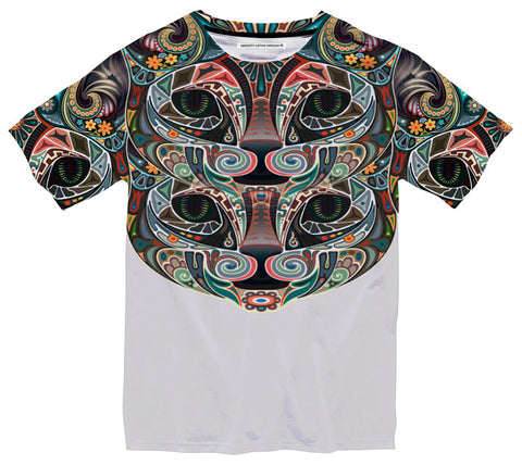 Wild cat t 100% Cotton Tee