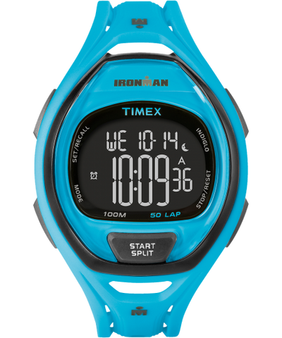 Timex Ironman Sleek 50 Full Size Blue