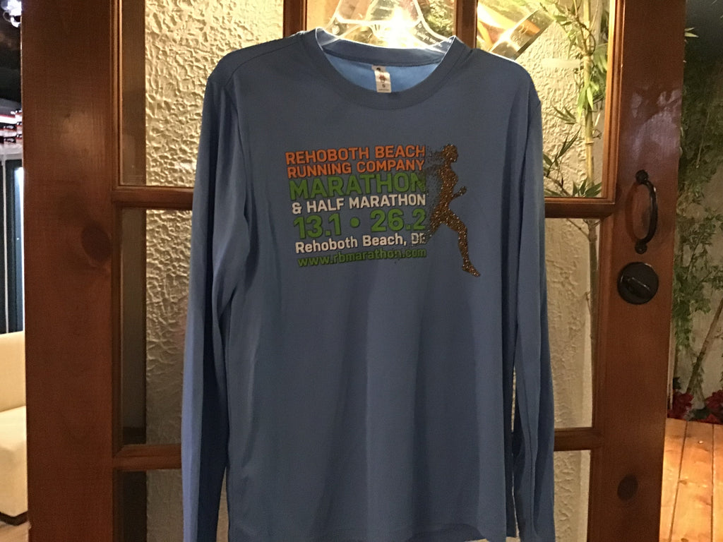 2018 Marathon Race Shirt unisex and women's