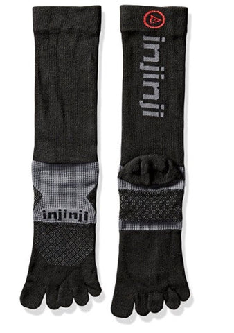 Injinji Trail Toe Socks Crew