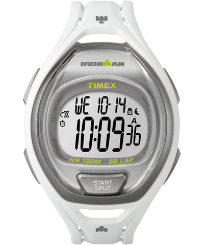 Timex Essential 50 Lap White