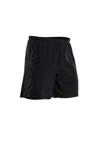 "Sugoi Titan 7"" 2 in 1 short black"