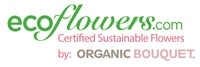 ecoflowers by organic bouquet