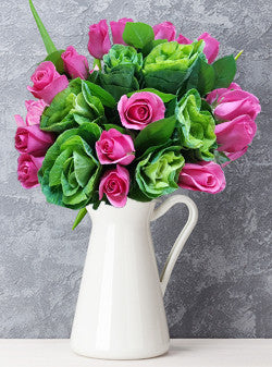 European Rose Bouquet