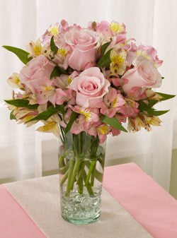 Double Color Me Pink Bouquet