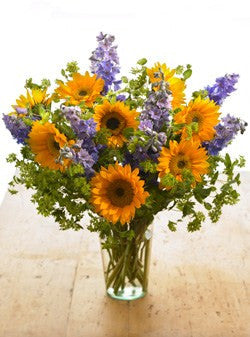 Sunflower Delight Bouquet