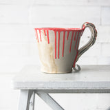 'make your own COFFEE MUG', one-off pottery class