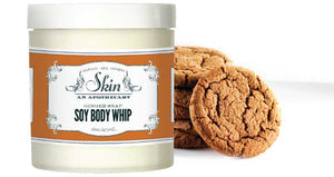 Oh, SNAP! ... Ginger Snap! Meet Skin an Apothecary's Newest Fragrance