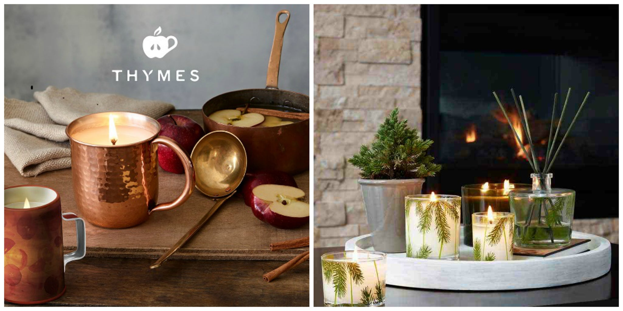 Scents of the Season with Thymes