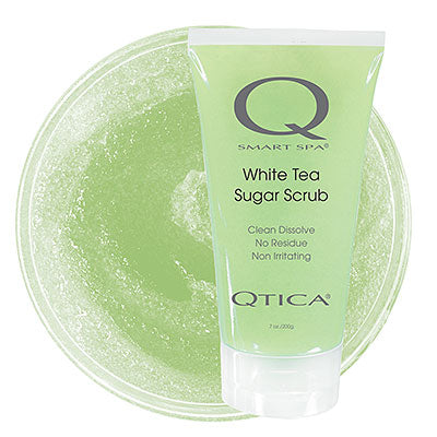 Qtica Smart Spa White Tea Sugar Scrub