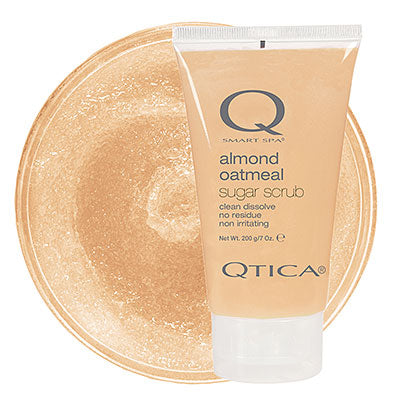Qtica Smart Spa Almond Oatmeal Sugar Scrub