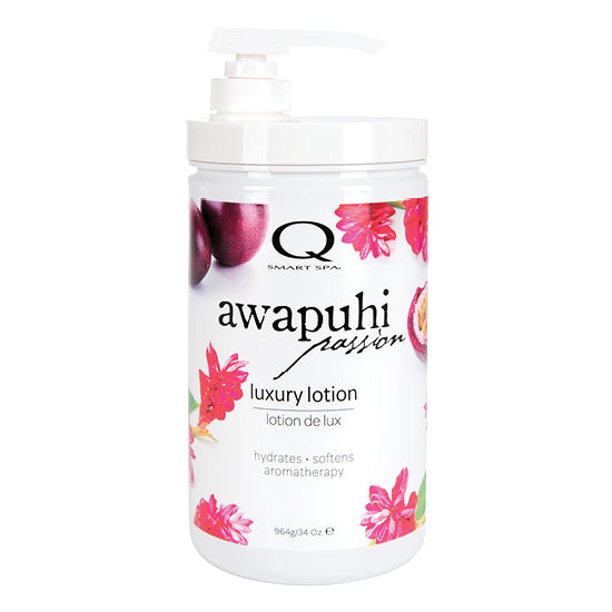 Qtica Smart Spa Awapuhi Passion Luxury Lotion