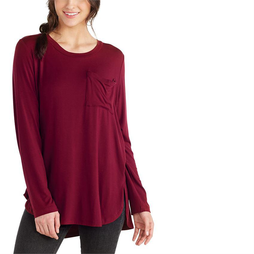 Mud Pie Noah Jersey Top - Solids