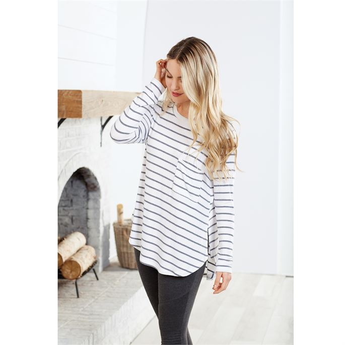Mud Pie Billie Long Sleeve T-Shirt