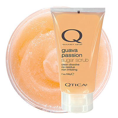 Qtica Smart Spa Guava Passion Sugar Scrub